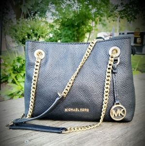 Michael Kors Jet Set Chain Purse